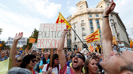 Catalan crisis escalated by repressive actions of Spanish government – analysts