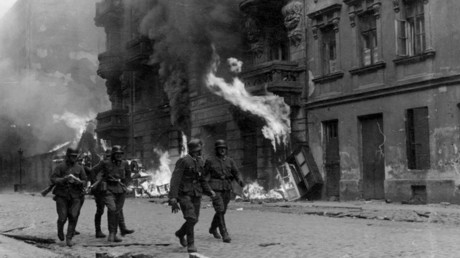 Polish historian who claimed Nazi invasion 'didn't look bad for Jews' gets govt. medal