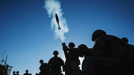 FILE PHOTO : U.S. soldiers in the Laghman province of Afghanistan © Lucas Jackson
