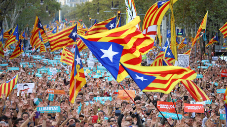 Catalonia's pro-independence alliance vows to challenge Madrid's 'dictatorship'