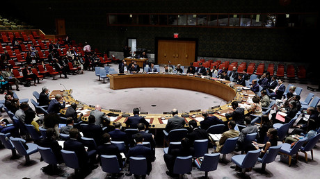 Russia vetoes UNSC resolution on renewing Syria chemical weapons probe