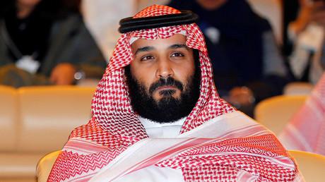 Saudi Crown Prince Mohammed bin Salman © Hamad I Mohammed