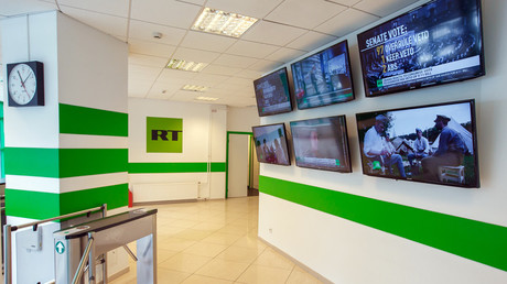 'RT is accused & guilty of providing content that appeals to people'