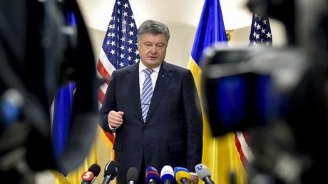 Diligent media fact-checkers fail to notice Ukrainian president's fake tweet