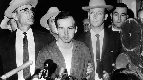 Lee Harvey Oswald © AFP