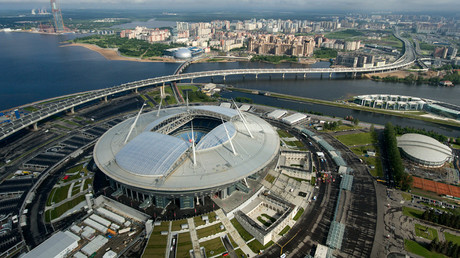 Russia bids to host UEFA Euro 2020 opening match