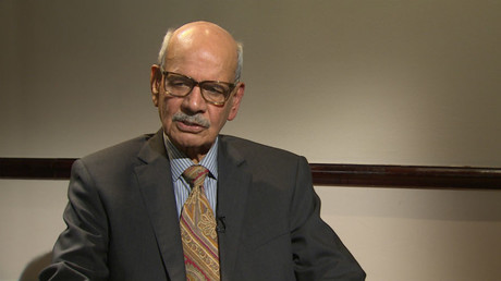 Lieutenant-General Asad Durrani, former Chief of Pakistan's Inter-Services Intelligence, the ISI