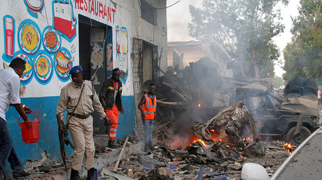 Somalia: Up to 38 killed in car bomb attacks in Mogadishu
