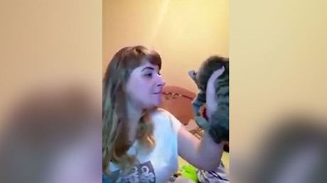Woman streams kitten torture online, forces animal rescuers to intervene (DISTURBING VIDEO)