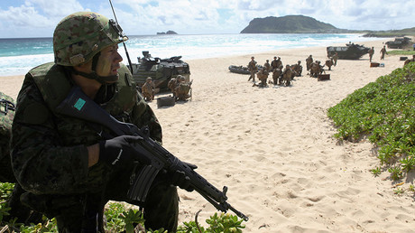 Japan may deploy new Marines force alongside Americans amid islands face-off with China