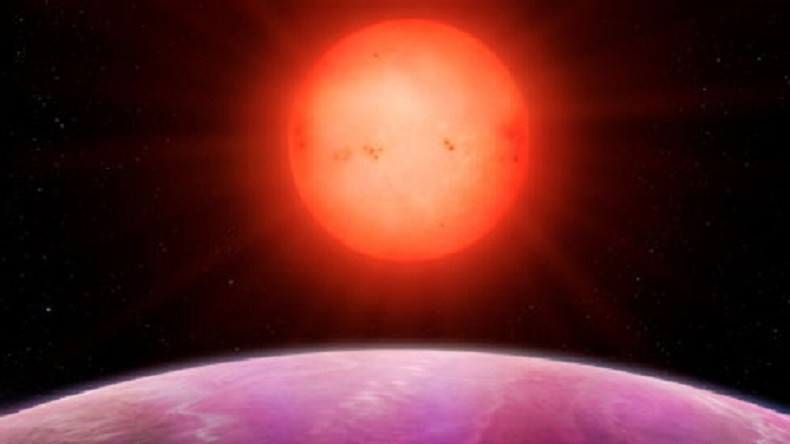 Discovery of 'monster' planet forces scientists to rethink space theories
