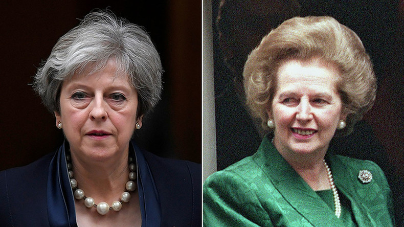 'Theresa May's poll tax': PM accused of Thatcherite attack on the poor