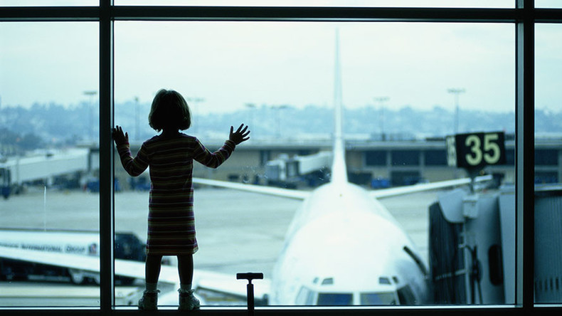 7yo sneaks past Swiss airport security & boards plane without ticket