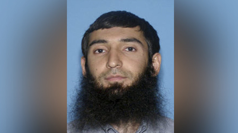 US files terrorism charges against NYC attacker, questions 2nd Uzbek man