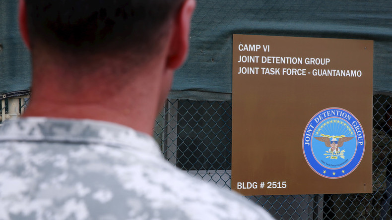 Gitmo judge throws Marine general in confinement for 21 days for contempt