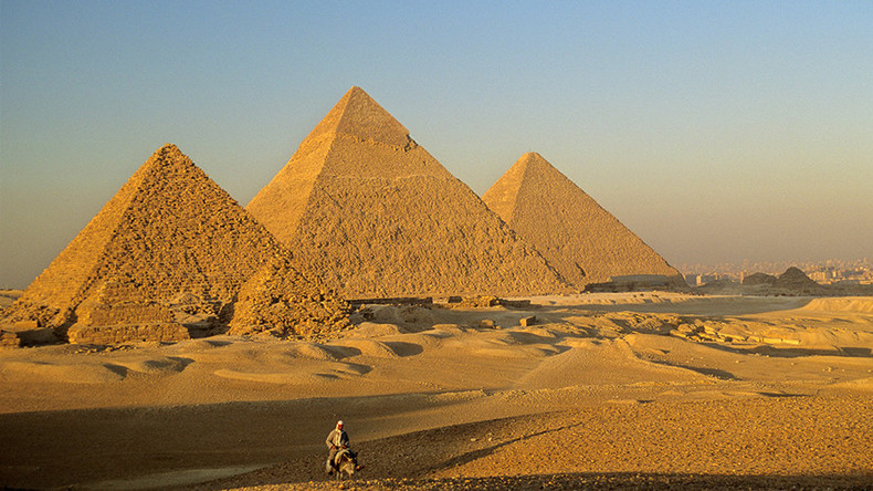 'Breakthrough' discovery inside Giza Pyramid baffles scientists