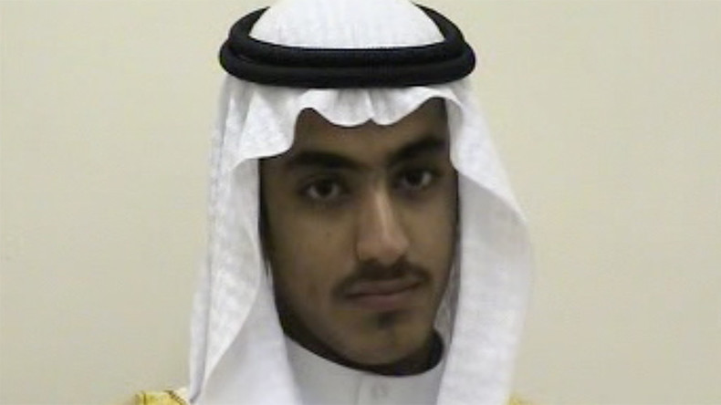 Osama Bin Laden's son shown in CIA-captured footage