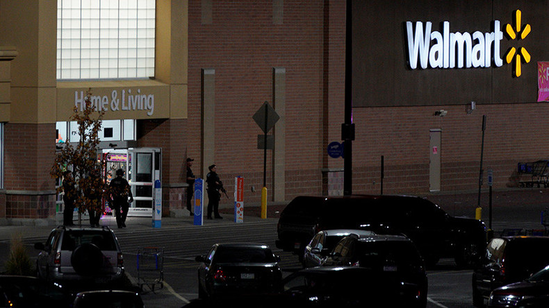 Police arrest suspect in Colorado Walmart shooting