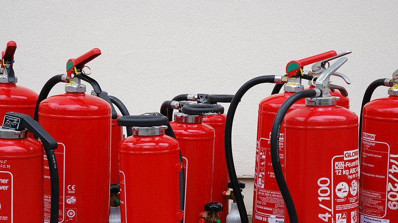 Over 40 million fire extinguishers recalled after death and complaints
