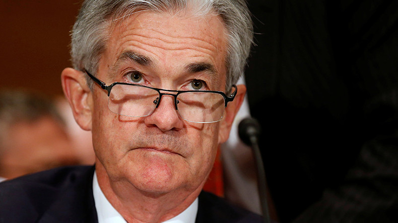 Trump nominates GOP supporter Jerome Powell to replace Yellen as Fed chair