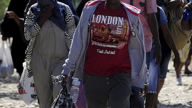 56,000 immigrants set for deportation from UK have disappeared