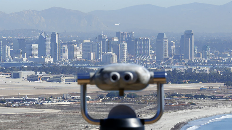 Mysterious boom rattles San Diego