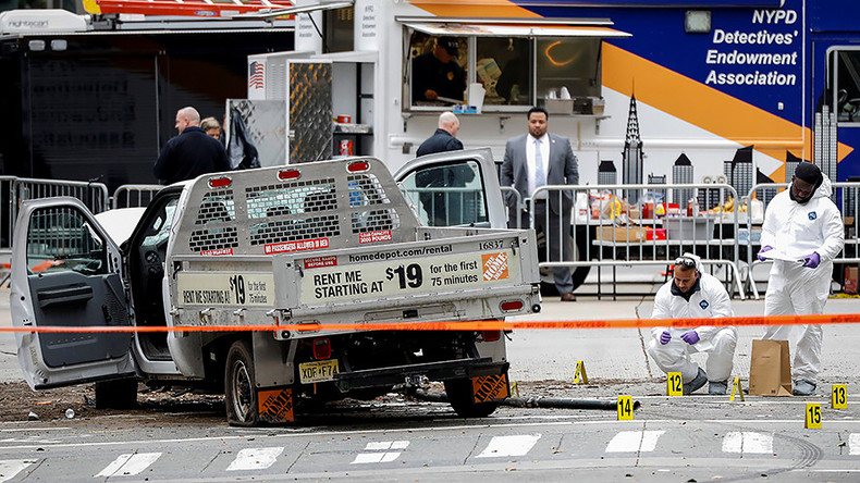 ISIS claims responsibility for Manhattan terrorist attack, no evidence given – report