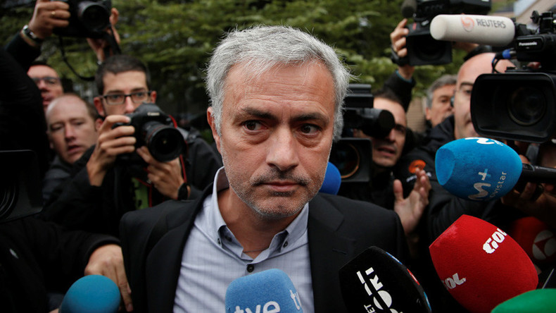 Man United coach Mourinho pays $4mn Spanish tax debt following court hearing