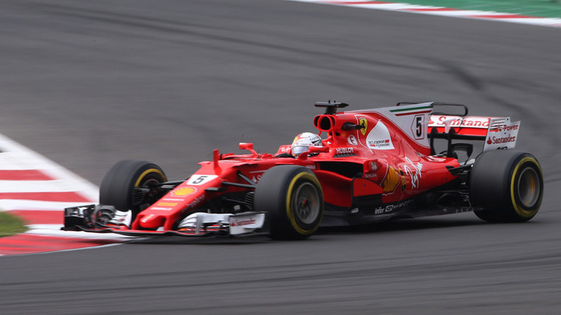 Ferrari quitting f1