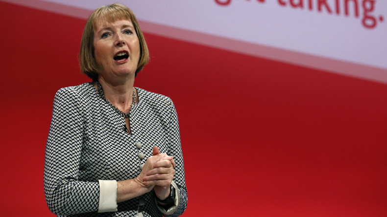 Jewish group demands apology after Harriet Harman repeats Holocaust joke live on BBC