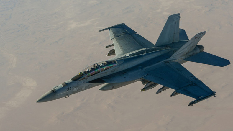 US military carries out first airstrikes against ISIS-linked fighters in Somalia