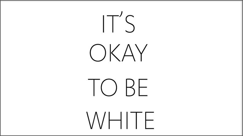 'Okay to be white': Alt-right flyers at schools raise concerns