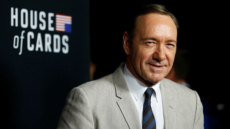Netflix says no House of Cards if Spacey stays, producers may kill his character