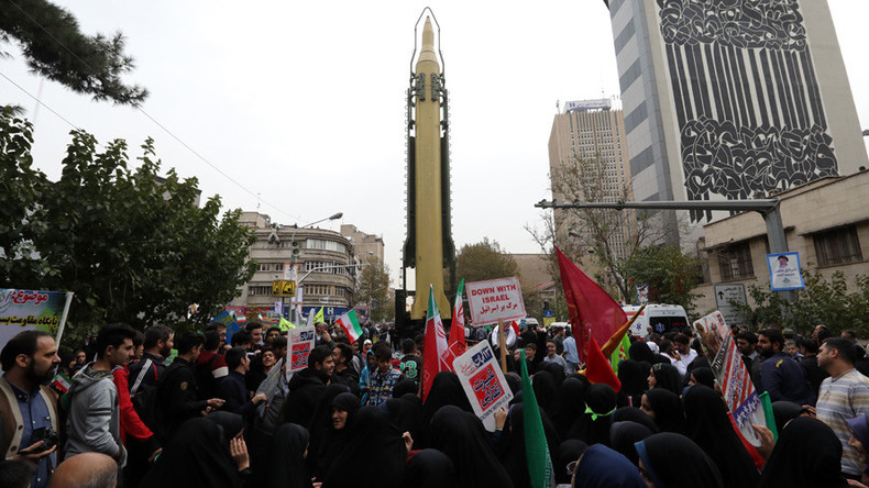 Thousands march as Iran marks 1979 USA  embassy takeover
