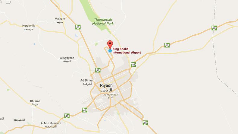 Saudi Arabia says it intercepts ballistic missile northeast of Riyadh