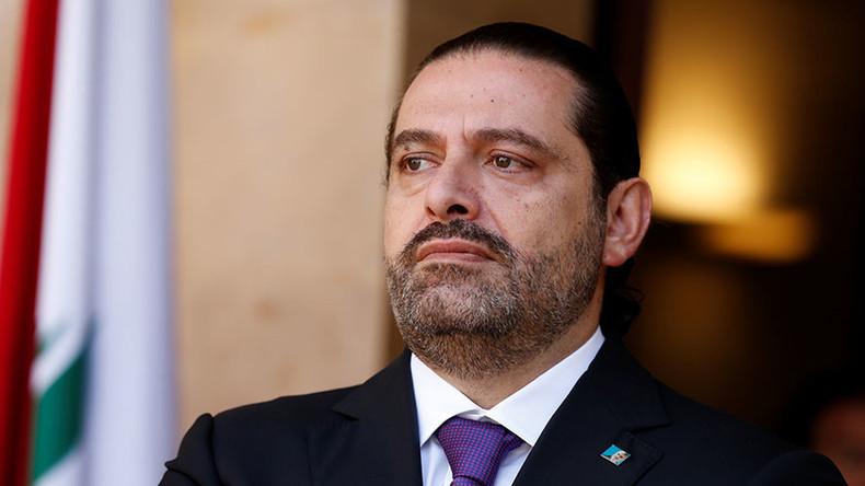Lebanese PM Hariri resigns amid 'assassination plot' & Saudi dealings