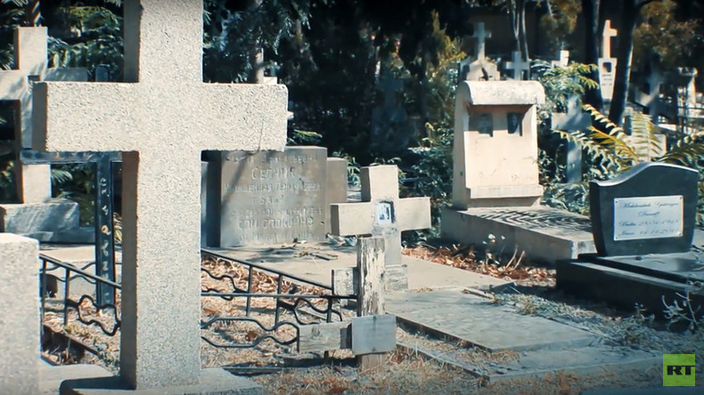 Russian cemetery in Tehran: From Shah's photographer to emigrants who fled 1917 Revolution (VIDEO)
