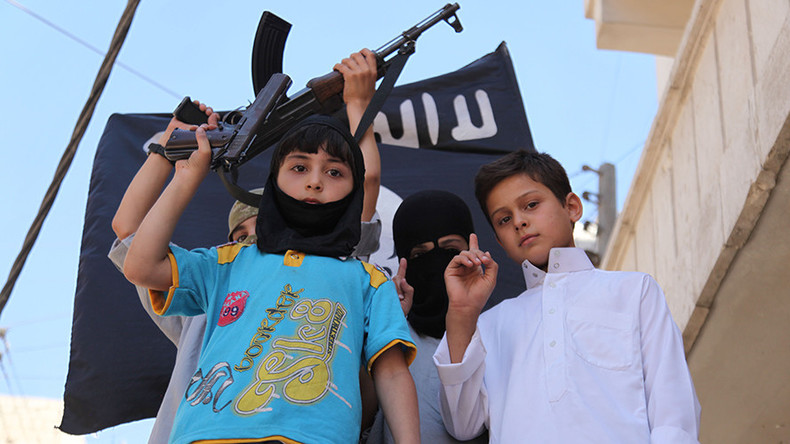 Are ISIS-supporting parents indoctrinating their children through homeschooling?