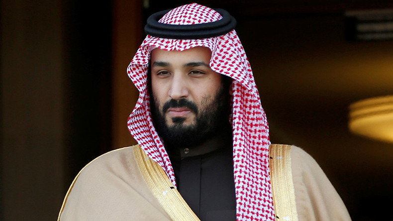 Markets Brace for Potential Fallout From Arrest of Billionaire Investor Saudi Prince