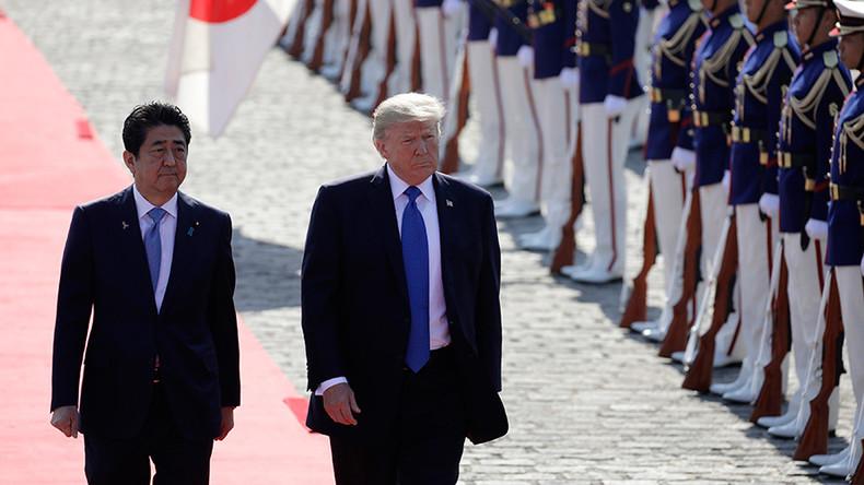 Trump's Asian trip: 'Washington seeks to contain China, while avoiding confrontation'