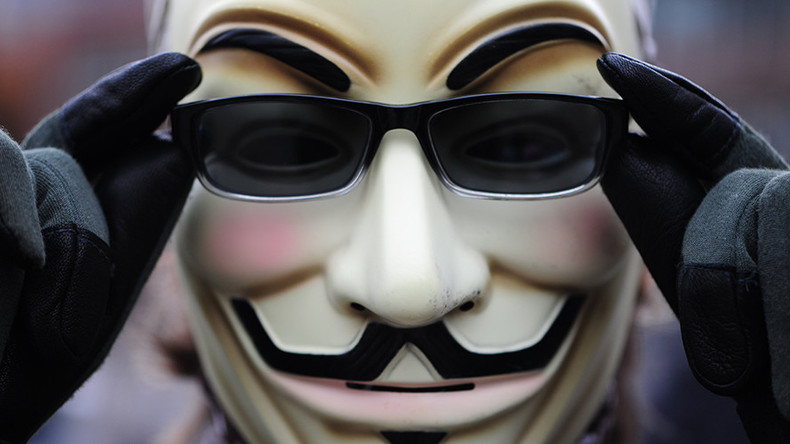 'Trust nothing': Russian social network allows users to become 'anonymous' for a day