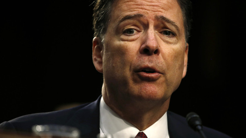 Early Comey memo accuses Clinton of 'gross negligence,' a federal felony – report