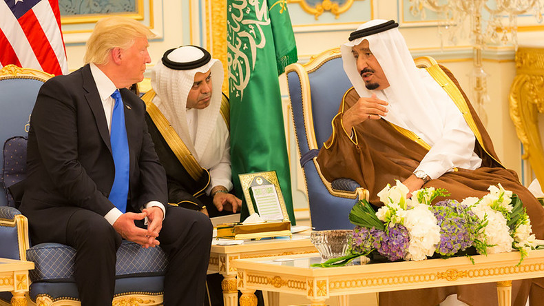 Trump says Saudi elites caught in anti-corruption probe were 'milking' kingdom for years