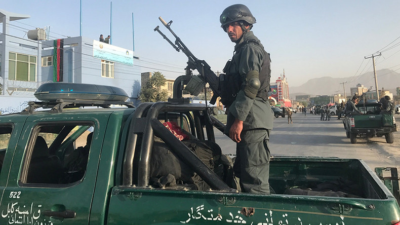 TV channel attacked in Kabul, explosion & gunfire reported  %Post Title