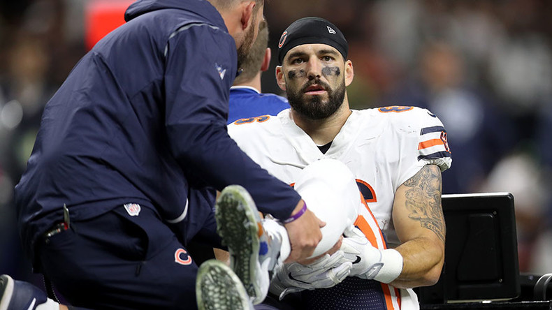 NFL star Zach Miller thanks surgeons for saving his leg
