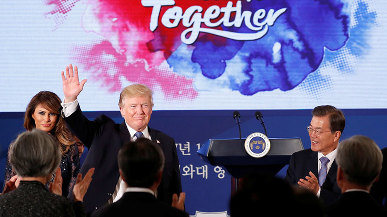 'Splendid isolationism not best - Trump's going to learn hard lesson on Asia trip'