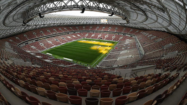 The stunning rebirth of Moscow's Luzhniki Stadium