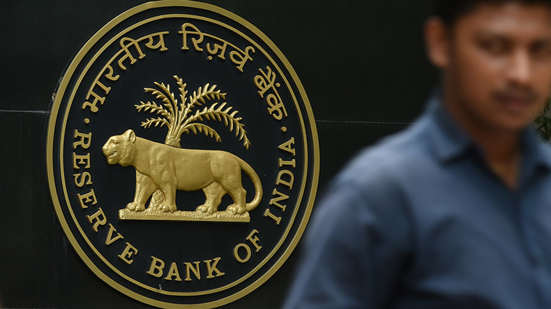 India's central bank rejects bitcoin & other cryptocurrencies as legal tender