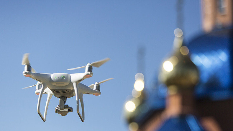 Divine intervention: Quadcopter & Virgin Mary deployed to end village's crime spike