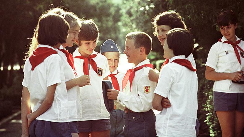 Soviet children in 1967 dreamt of space travel, free ice-cream & robots doing homework in 2017